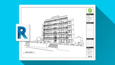 Revit Architecture 2020: Representación en 2D y 3D