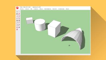 Dominio de herramientas en SketchUp Pro