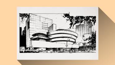 Fundamentos básicos del Sketch Arquitectónico
