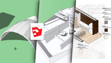 Especialidad en Modelado y Representación Arquitectónica con SketchUp