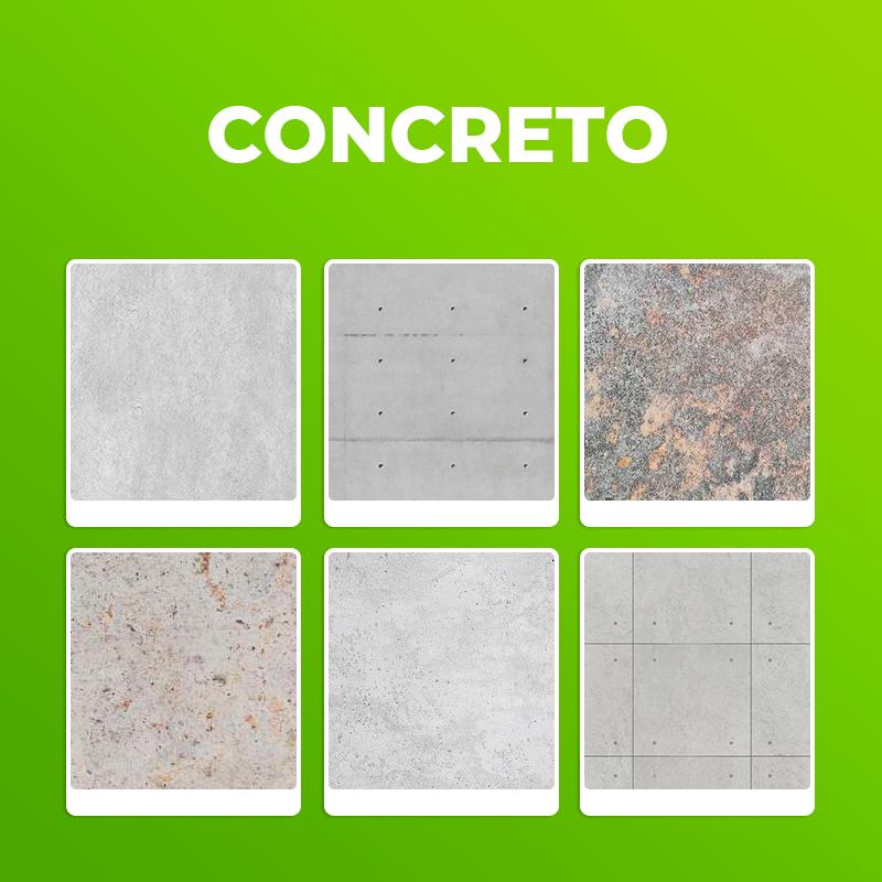 texturas concreto