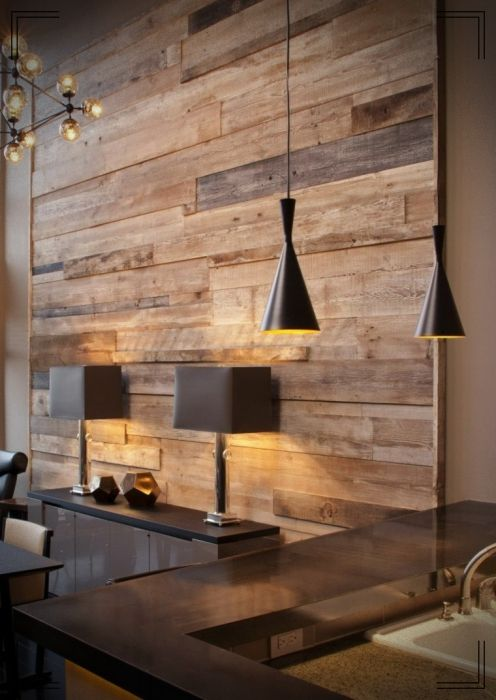 Acabado para interiores en madera