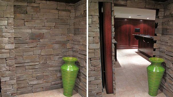 Muebles inteligentes: Habitaciones secretas