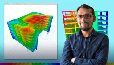 Modelado y cálculo estructural básico con ETABS