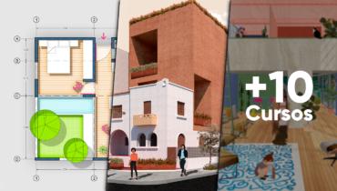 Mega pack Photoshop para arquitectos