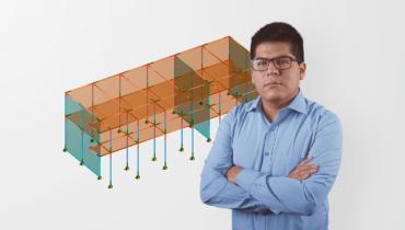 Gestión de modelos analíticos con Revit Structure para el análisis estructural