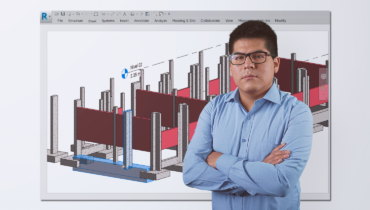 Modelado estructural con Revit Structure 2021