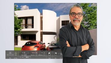 Visualización arquitectónica con Enscape y Revit