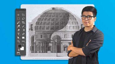 Fundamentos de Photoshop para arquitectos